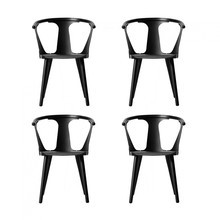 &tradition - Set de 4 chaises In Between SK1