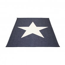 pappelina - Viggo Star Teppich 180x230cm