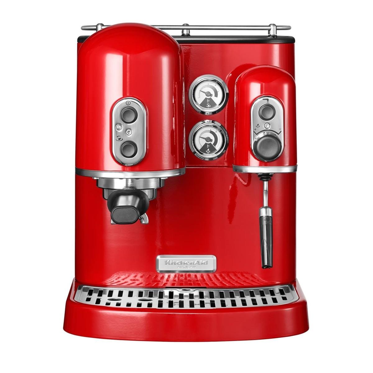 kitchenaid artisan 5kes2102 espressomaschine kitchenaid. Black Bedroom Furniture Sets. Home Design Ideas