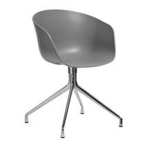 HAY - About a Chair AAC 20 Drehstuhl Gestell poliert