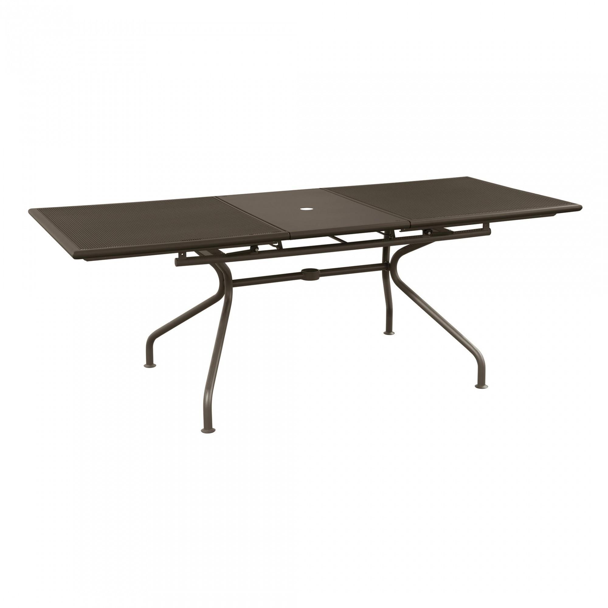 emu Athena - Table de jardin extensible 160x90cm | AmbienteDirect