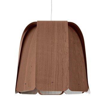 LZF Lamps - Domo SG Pendelleuchte - schokolade/matt/L60x B60 x H55cm/ohne Leuchtmittel/Dimmer