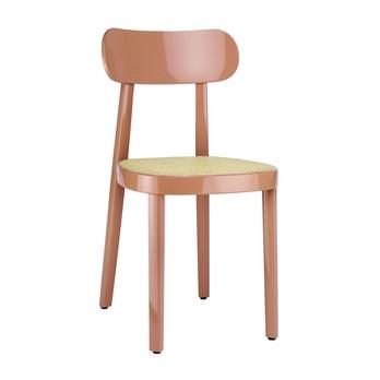 Thonet - Gloss 118 Stuhl mit Rohrgeflecht