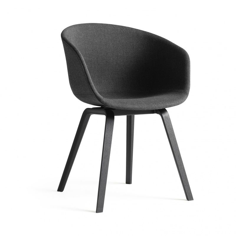 about a chair 23 armchair upholstered hay. Black Bedroom Furniture Sets. Home Design Ideas