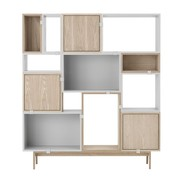 Muuto - Stacked 2.0 Regalsystem 6