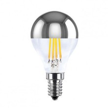 QualityLight - LED E14 TROPFEN FILAMENT 4,5W => 35W
