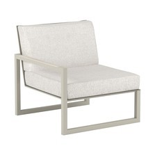 Royal Botania - Ninix Lounge Sofa Module weiß