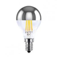 QualityLight - LED E14 TROPFEN FILAMENT 4,5W => 35W