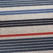 Chilewich - Shag Mixed Stripe - Paillasson 46x71cm