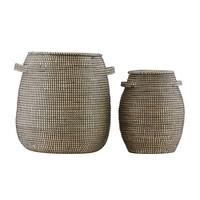 House Doctor - Effect Basket Set of 2