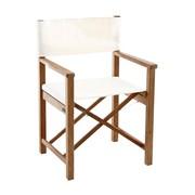 Weishäupl - Chaise de jardin avec accoudoirs Cabin