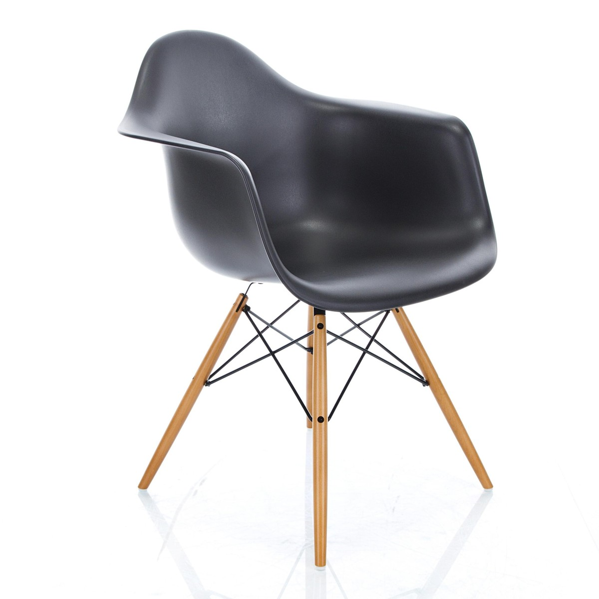Eames Plastic Armchair Dimensions Crafts