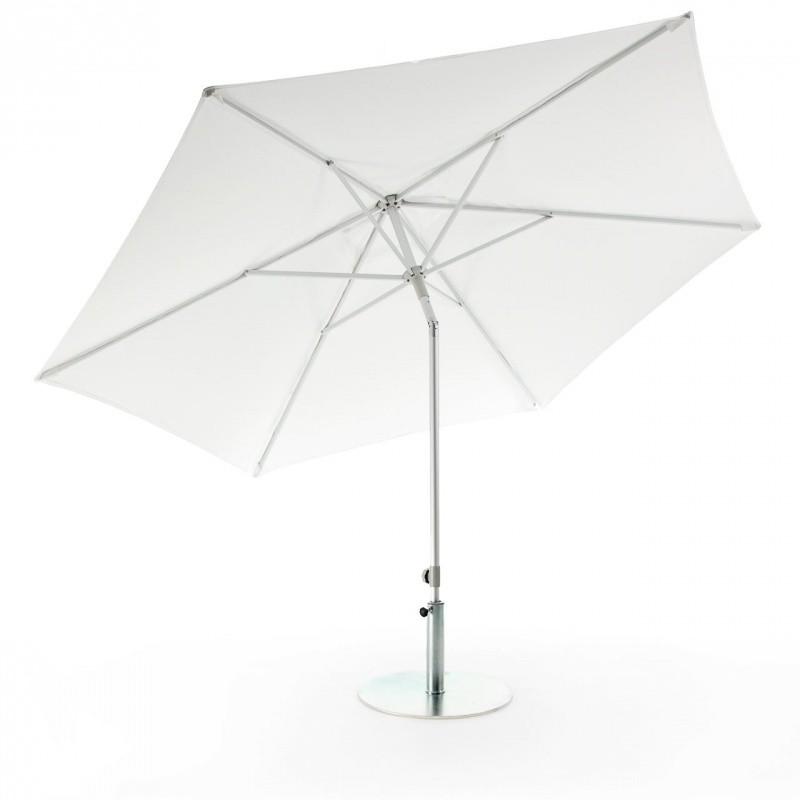 elba parasol rond jan kurtz. Black Bedroom Furniture Sets. Home Design Ideas