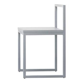 Cappellini - Fronzoni '64 Stuhl - weiß/Gestell matt weiß/45x73x42.5cm