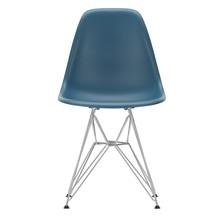 Vitra - Eames Plastic Side Chair DSR verchromt