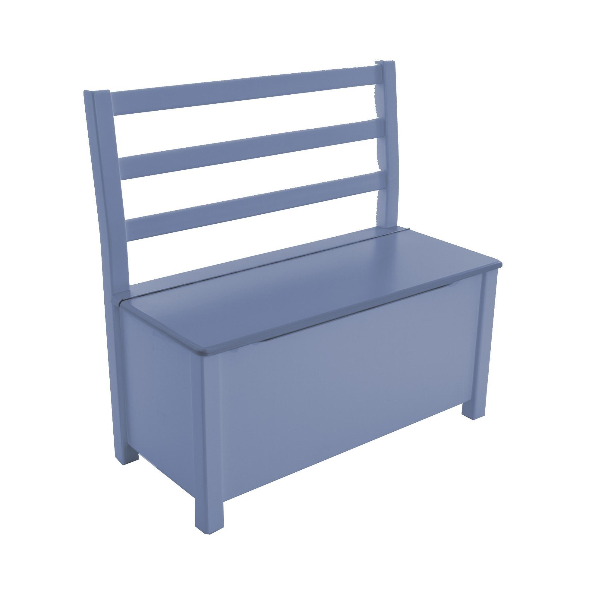 kinderbunt nils kinderbank mit truhe ambientedirect. Black Bedroom Furniture Sets. Home Design Ideas