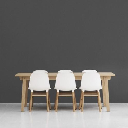 Normann Copenhagen - Slice Holz Esstisch