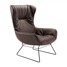 Freifrau - Leya Wingback Chair Wire Frame
