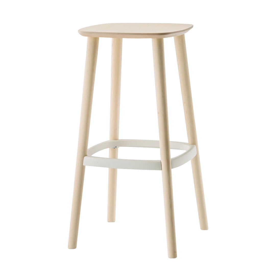 Babila 2702 bar stool pedrali for Exclusive barhocker