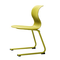 Flötotto - Pro 6 Chair with powder coated C frame