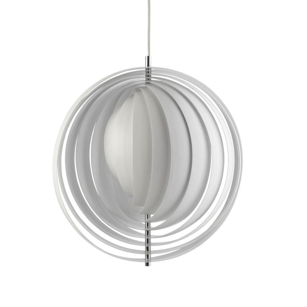 Moon lamp suspension lamp verpan for Suspension 4 lampes