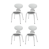 Fritz Hansen - Ant Chair Promotion 4-Piece Set