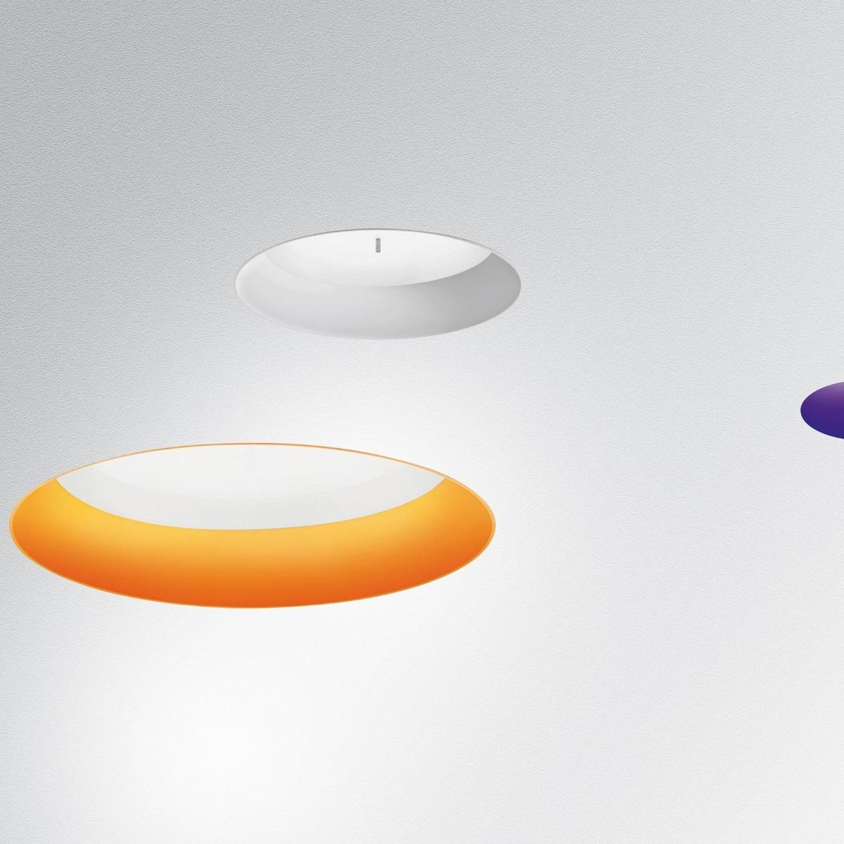 tagora 570 incassco plafondlamp artemide. Black Bedroom Furniture Sets. Home Design Ideas