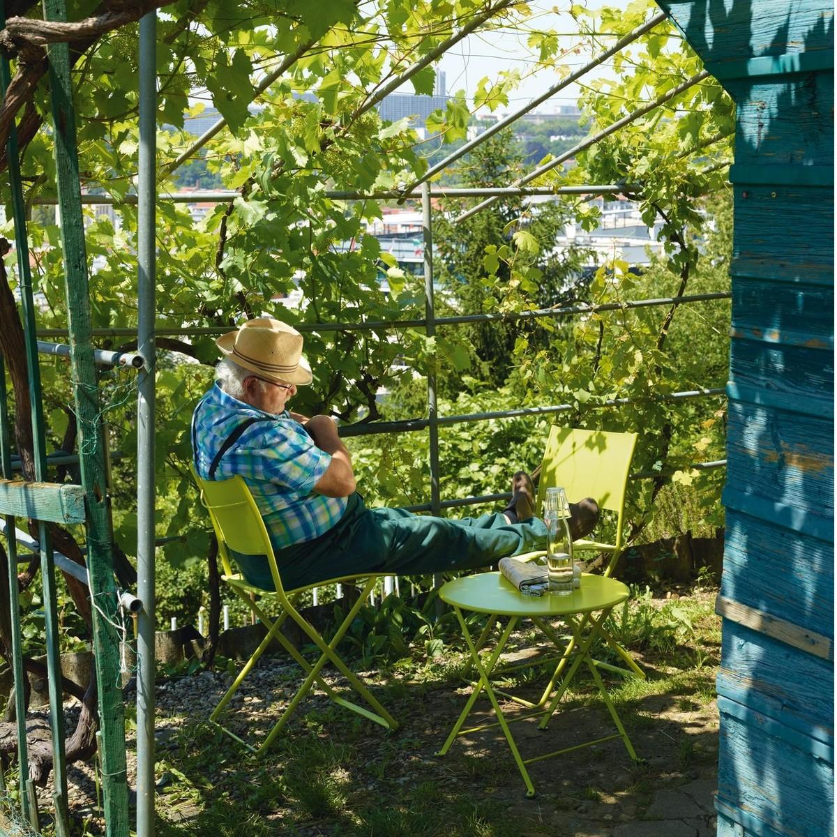 Plein air chaise de jardin fermob - Chaise de jardin fermob ...