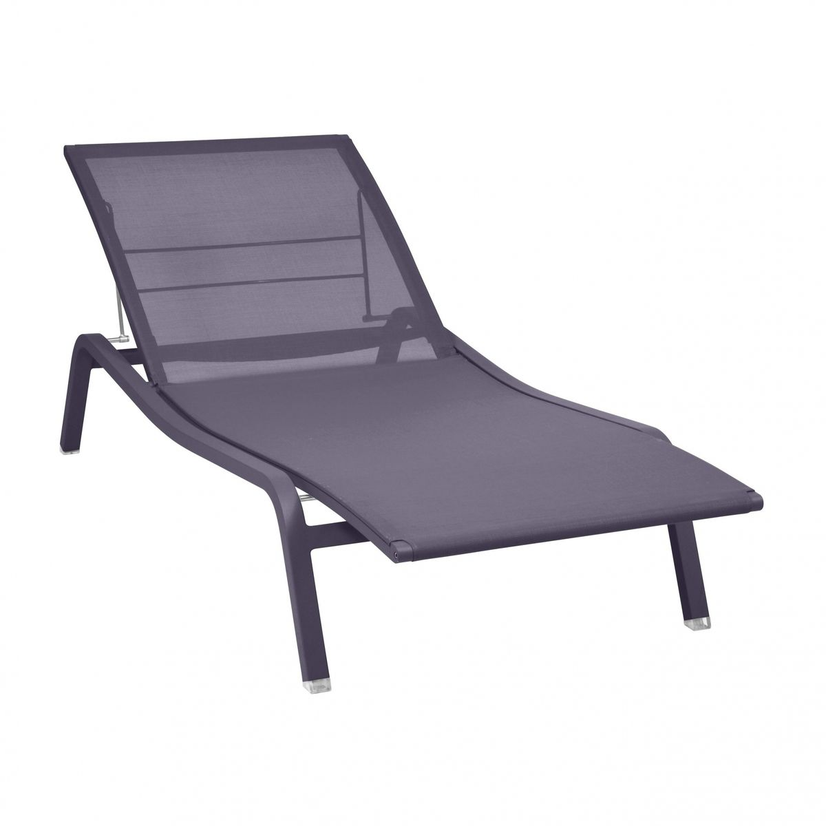 aliz sunlounger fermob. Black Bedroom Furniture Sets. Home Design Ideas