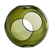 Muuto - Four Vase Ersatzkugel - warmes grün/Nur Kugel! Ohne Vase!/Nur noch wenige im Bestand!