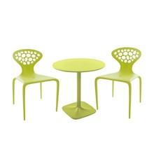 Moroso - Moroso Supernatural - Set 2 stoelen + 1 tafel