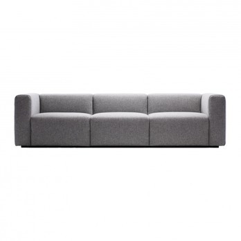 hay mags 3 seater sofa 268 5x95 5x67cm ambientedirect rh ambientedirect com