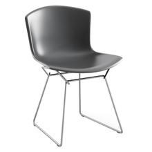 Knoll International - Bertoia Molded Shell Side Chair Gestell Chrom