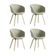 HAY - About a Chair 23 Armchair Set of 4