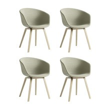 HAY - About a Chair 23 Armlehnstuhl 4er Set