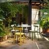 Vitra - Belleville Table Outdoor Gartentisch Ø79.6cm