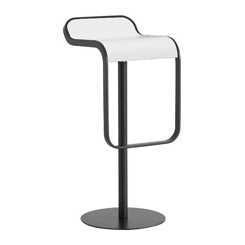 Surprising Lem S80 66 79 Bar Stool Frame Black Squirreltailoven Fun Painted Chair Ideas Images Squirreltailovenorg