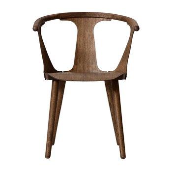 &tradition - In Between Chair SK1 Stuhl  - eiche/geölt und geräuchert