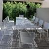 emu - Athena Gartentisch ausziehbar 230x100cm