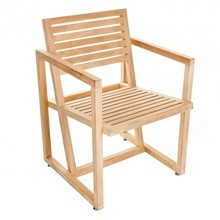 Jan Kurtz - Timber Garden Armchair