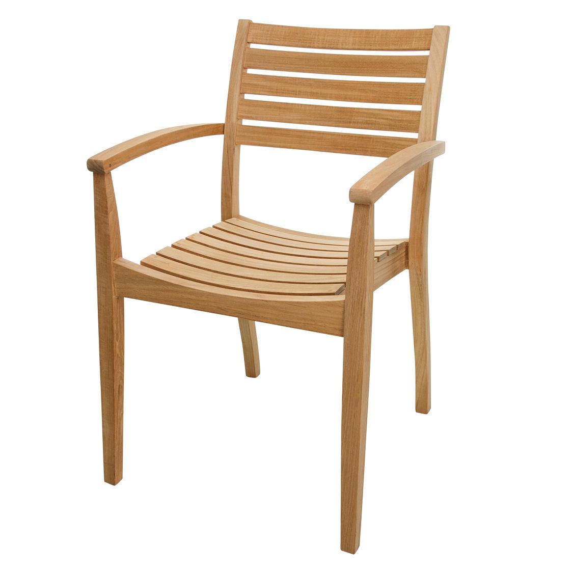 Ballare silla de jard n con reposabrazos skagerak - Sillas con reposabrazos ...