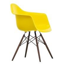 Vitra - Eames Plastic Armchair DAW Ahorn dunkel