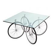 Fontana Arte - Tour Tisch | Ausstellungsstück - transparent/gebraucht/Einzelstück - nur einmal verfügbar!