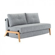 Innovation - Cubed 02 Sofa Bed Oak 147x96cm