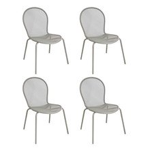 emu - Ronda Outdoor Chair Set Of 4