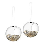 Eva Solo - Eva Solo Mini Bird Feeders Set Of 2
