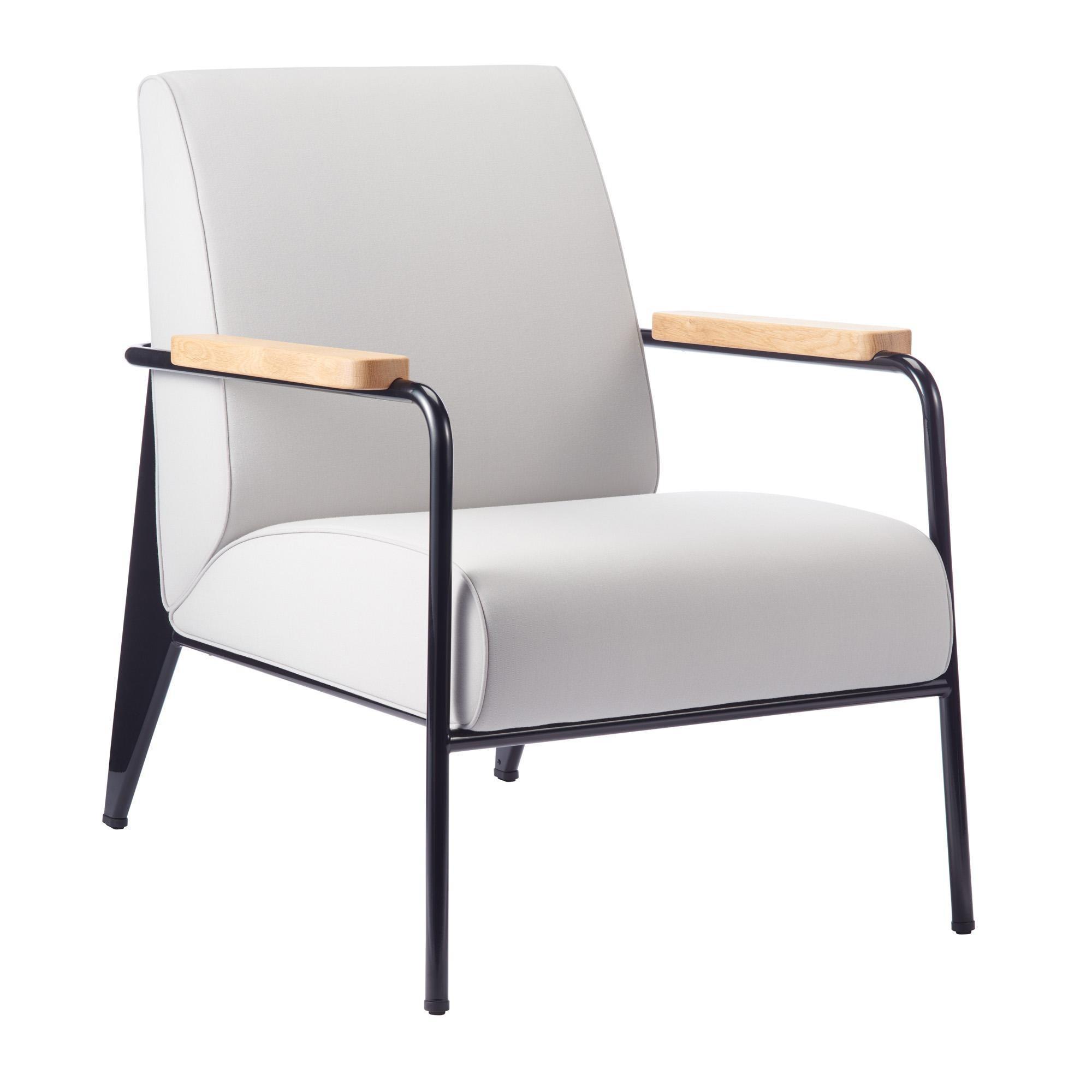 Vitra Fauteuil de Salon Prouvé Armchair | AmbienteDirect - Fauteuil Salon Ikea