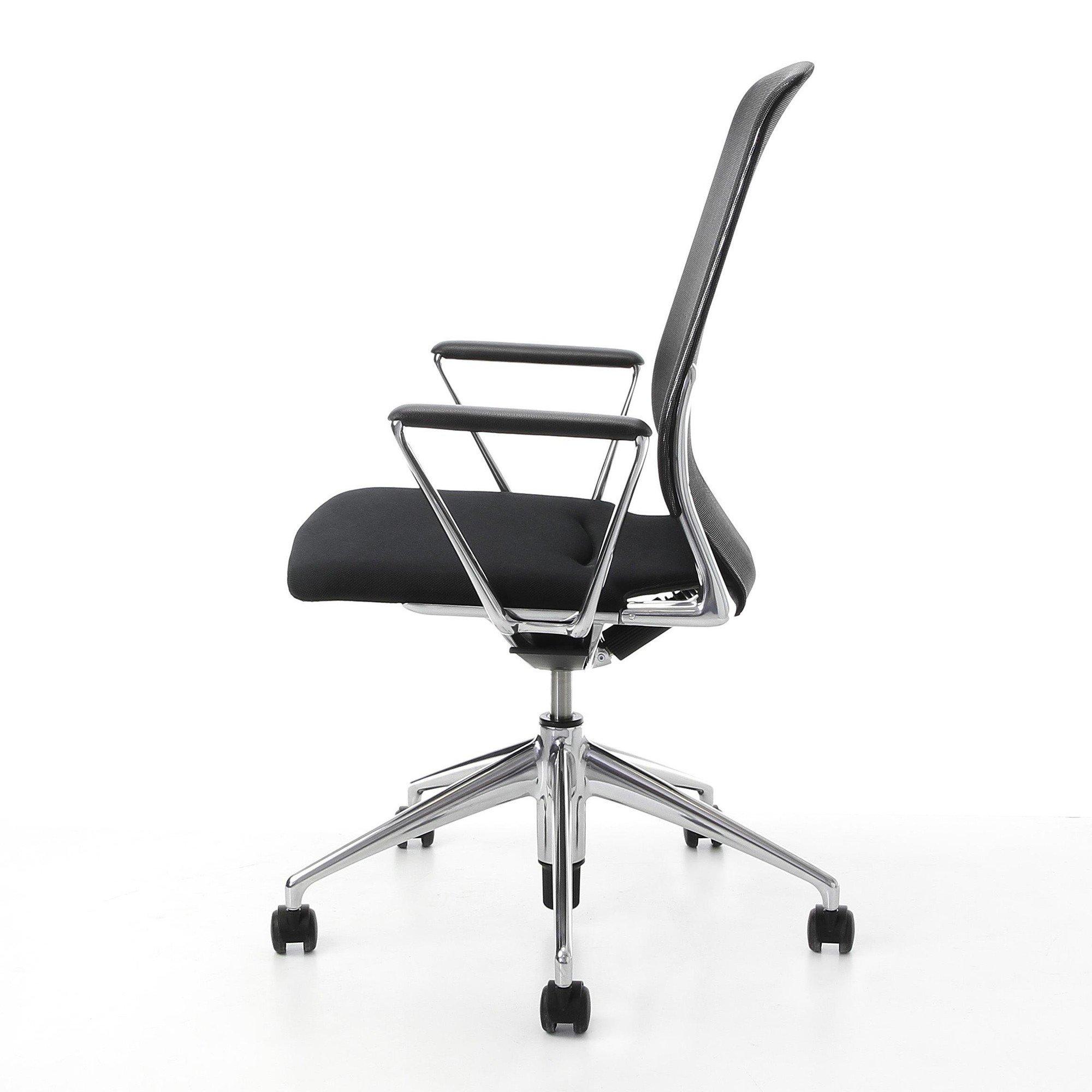 Vitra meda chair silla de oficina vitra - Sillas vitra precios ...