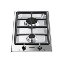 Smeg - PGF32GD Domino Gas Hob