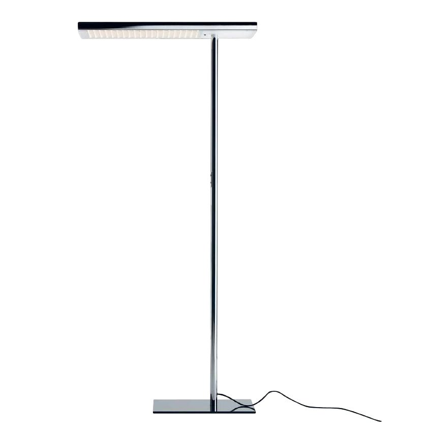 ... Nimbus   Office Air LED Floor Lamp PDLS   Aluminium Chrome/LxWxH  86.5x27x190cm/ ...